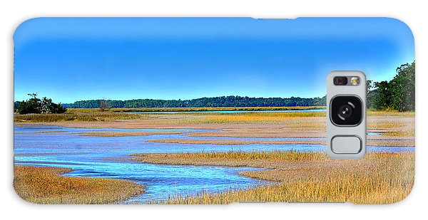 South Carolina Lowcountry H D R Galaxy Case