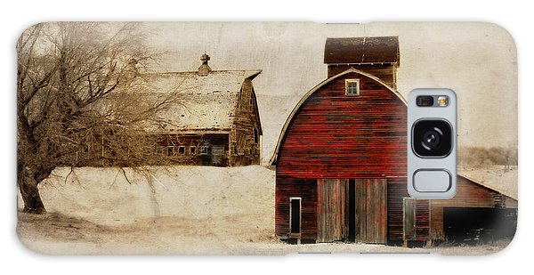 South Dakota Corn Crib Galaxy Case