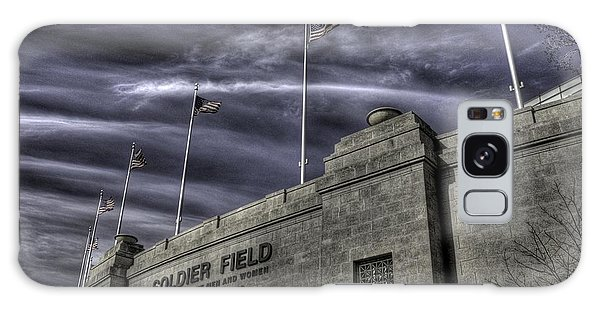 South End Soldier Field Galaxy Case
