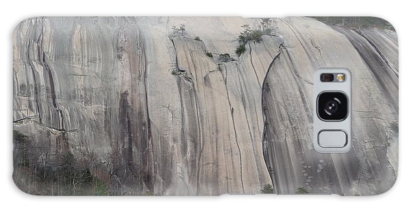 South Face - Stone Mountain Galaxy Case