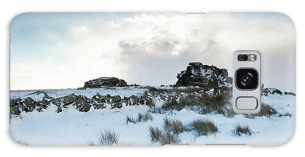 South Hessary Tor In The Snow II Galaxy Case