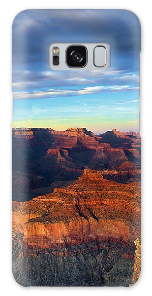 South Rim Grand Canyon Galaxy Case