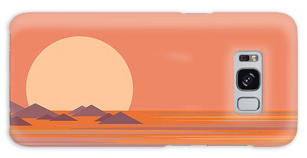 South Sea Galaxy Case by Val Arie