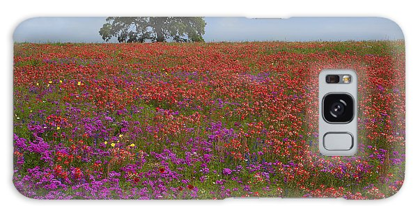South Texas Bloom Galaxy Case by Susan Rovira