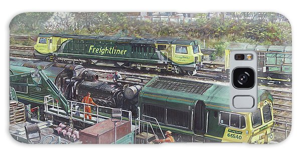 Southampton Freightliner Train Maintenance Galaxy Case