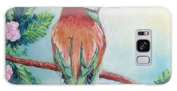 Southern Bee-eater Galaxy Case