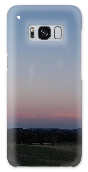 Southern Black Hills Moon Galaxy Case