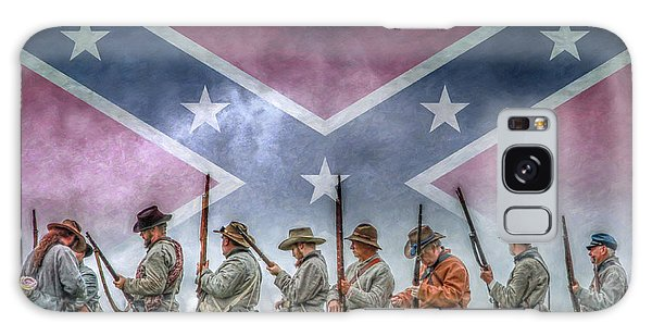 Southern Heritage Southern Pride Galaxy Case by Randy Steele
