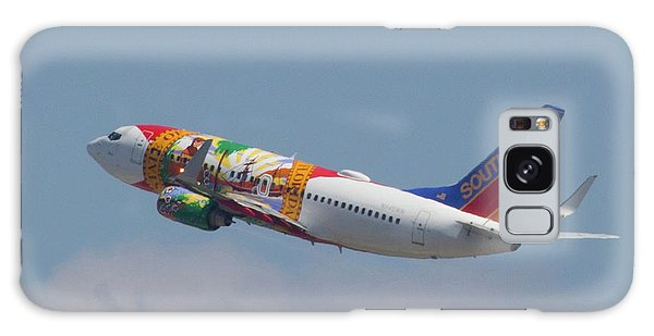 Galaxy Case featuring the photograph Southwest Air - Florida  by Dart and Suze Humeston