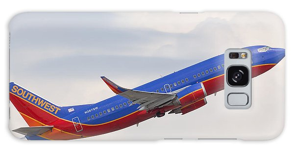 Southwest Jet Galaxy Case