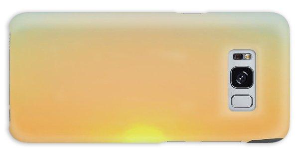 Southwestern Sunset Galaxy Case