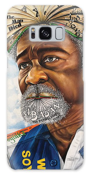 Soyinka An African Literary Icon Galaxy Case