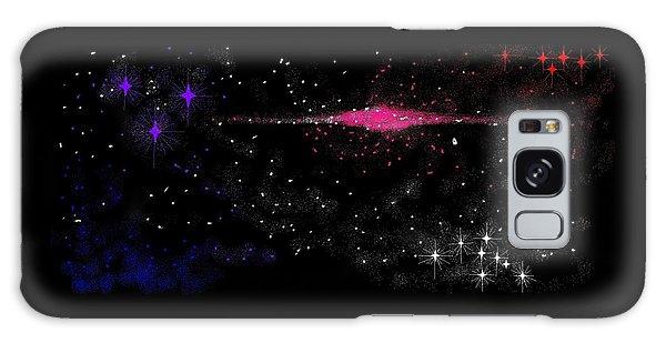 Space 4 Galaxy Case by Linda Velasquez
