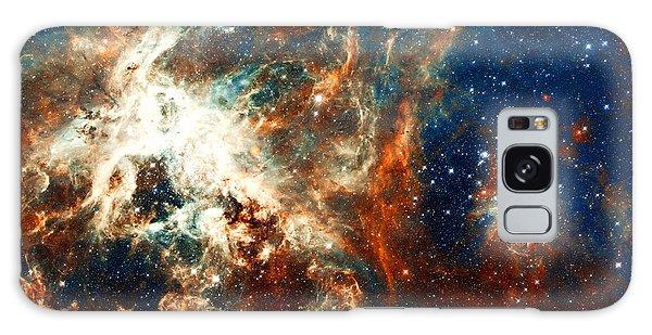 Space Fire Galaxy Case
