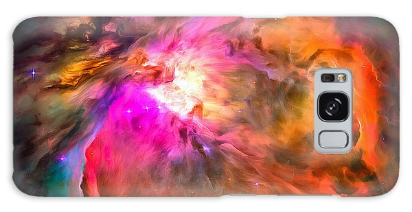 Space Image Orion Nebula Galaxy Case