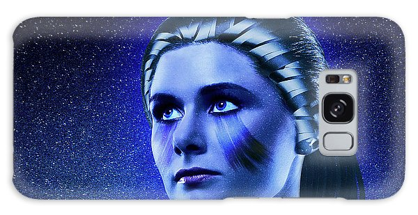 Space Odyssey Galaxy Case by Scott Meyer