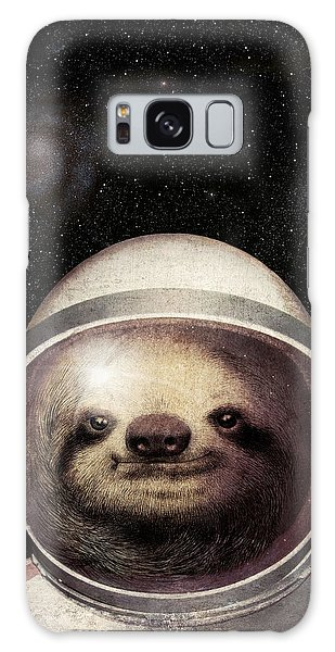Astronauts Galaxy S8 Case - Space Sloth by Eric Fan