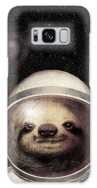 Professional Galaxy Case - Space Sloth by Eric Fan
