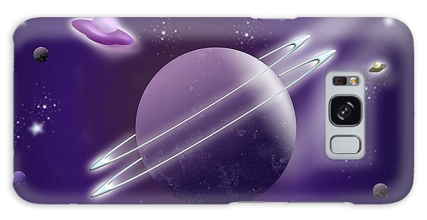 Space Travel Galaxy Case