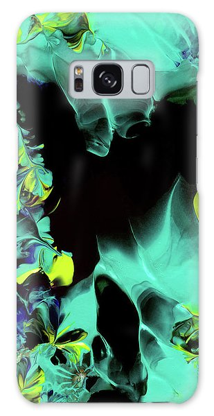 Space Vines Galaxy Case