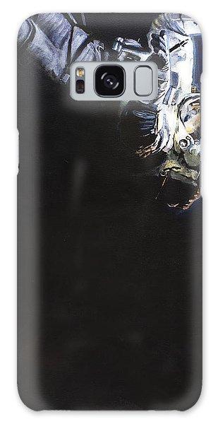 Astronaut Galaxy Case - Spacewalk 1  by Simon Kregar