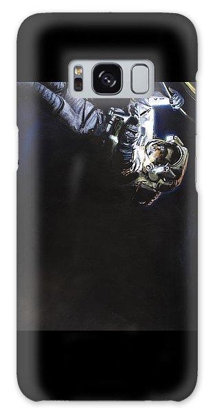 Professional Galaxy Case - Spacewalk 1  by Simon Kregar