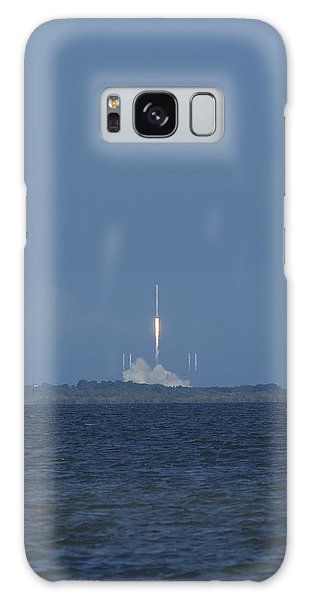 Spacex Crs6 Liftoff Galaxy Case