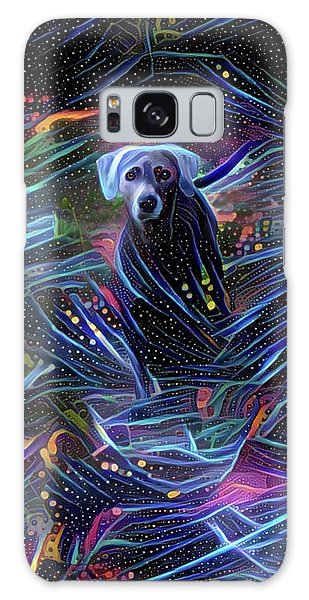Spacey Lacy Galaxy Case