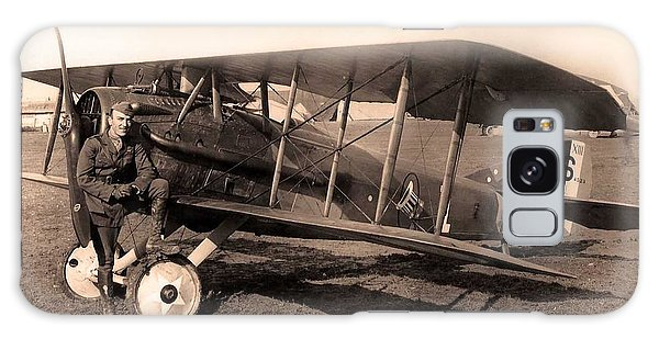 French Spad Xiii 1918 Galaxy Case by US Signal Corp