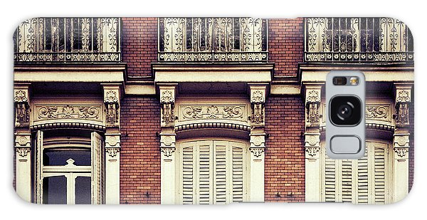 Spanish Balconies Galaxy Case