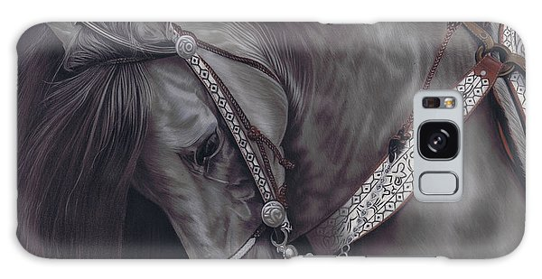 Spanish Horse Galaxy Case