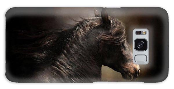 Spanish Stallion Galaxy Case