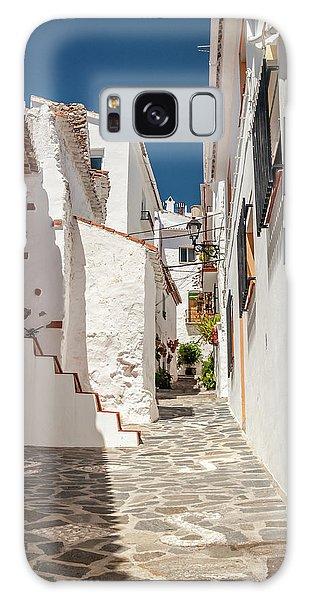 Spanish Street 1 Galaxy Case