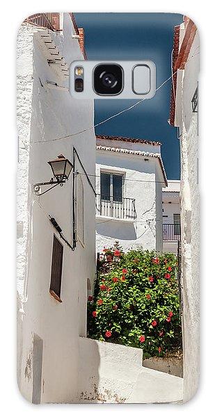 Spanish Street 2 Galaxy Case