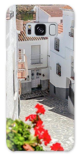 Spanish Street 3 Galaxy Case
