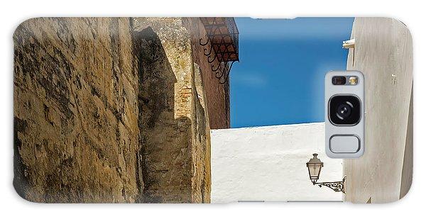 Spanish Street Galaxy Case