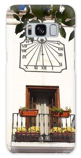 Spanish Sun Time Galaxy Case