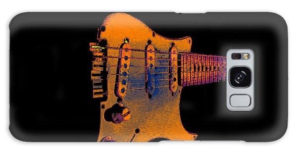 Galaxy Case featuring the digital art Spankum Plankum by Guitar Wacky