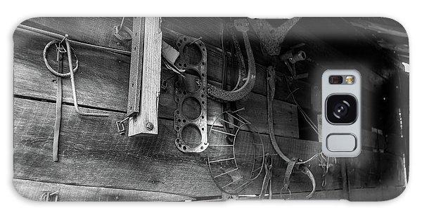 Galaxy Case featuring the photograph Spare Parts by Doug Camara