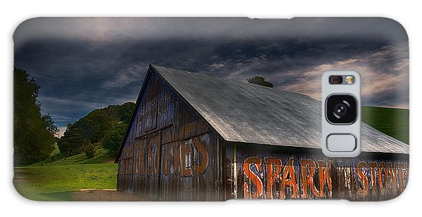 Spark Stoves Barn Galaxy Case