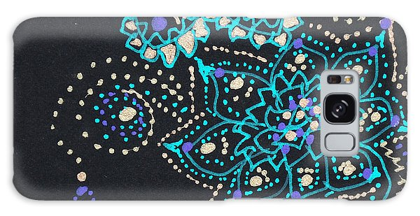 Midnite Sparkle Galaxy Case