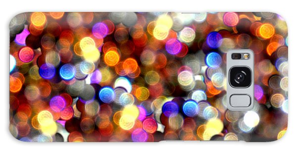 Sparkles #8885_4 Galaxy Case by Barbara Tristan