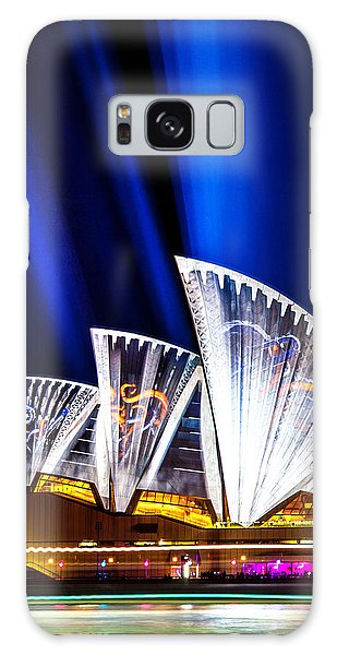 Jewels Galaxy Case - Sparkling Blades by Az Jackson