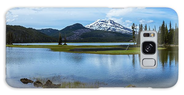 Sparks Lake, Oregon Galaxy Case