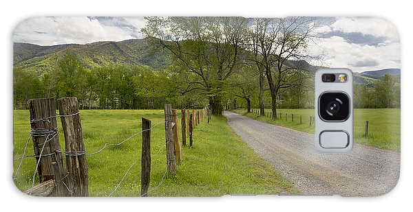 Sparks Lane In Cade Cove Galaxy Case
