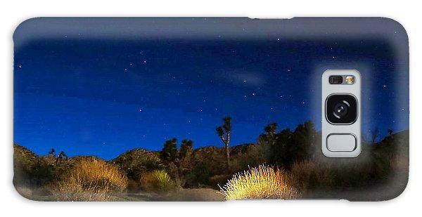 Special Glow Galaxy Case