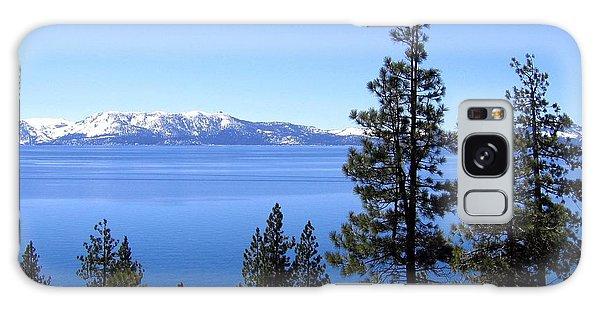 Spectacular Lake Tahoe Galaxy Case
