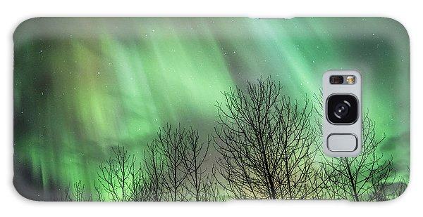 Spectacular Lights Galaxy Case