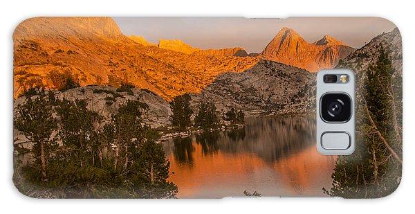 Spectacular Sunset Galaxy Case