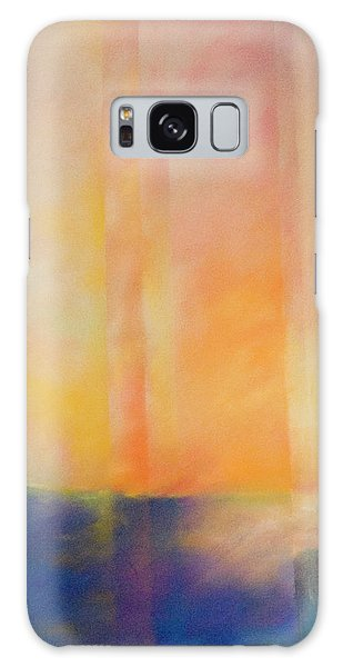 Spectral Sunset Galaxy Case